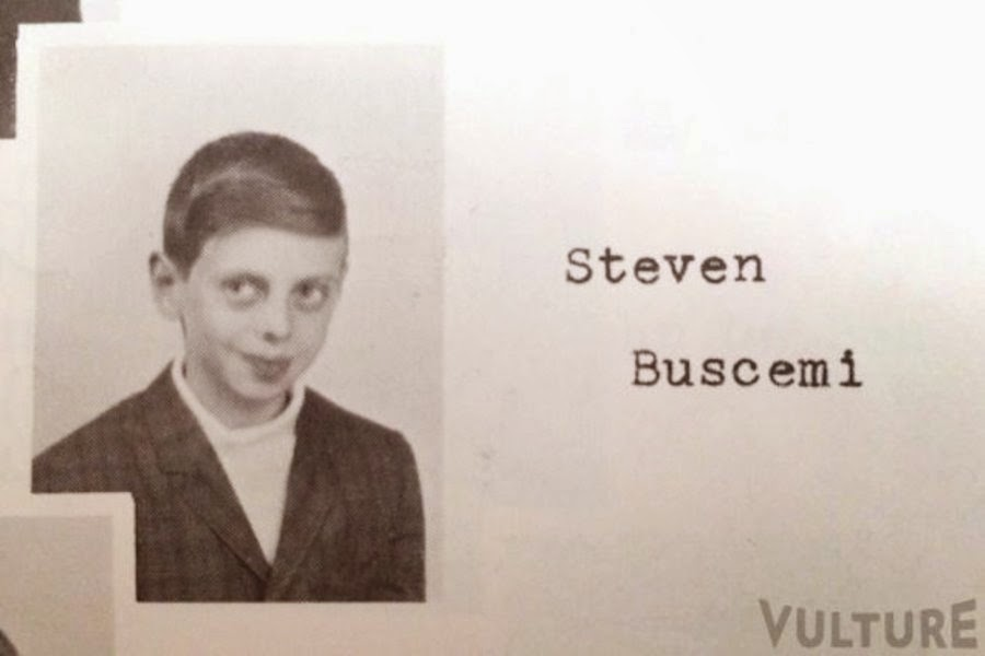 Steve Buscemi's Elementary School Yearbook Photo