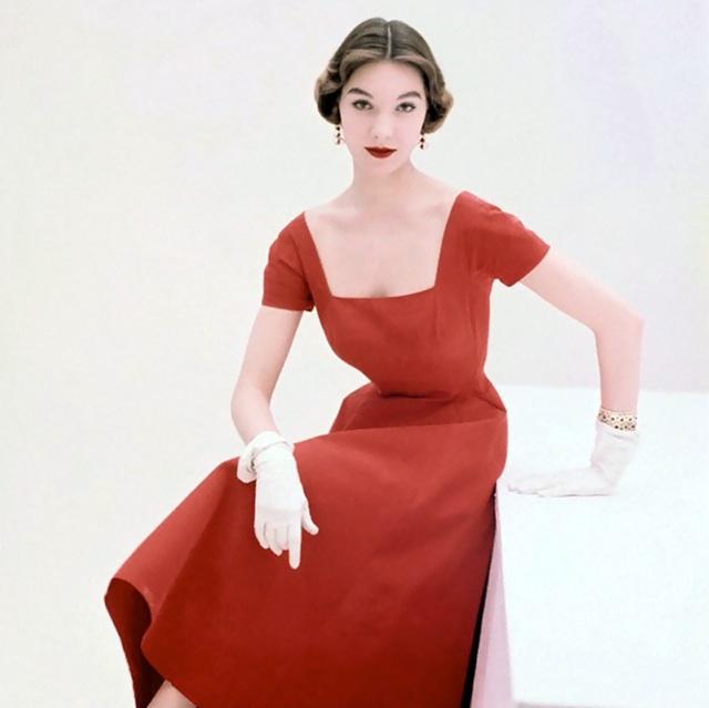 "Sherry ""Cherry"" Nelms in the 1950s (1)"