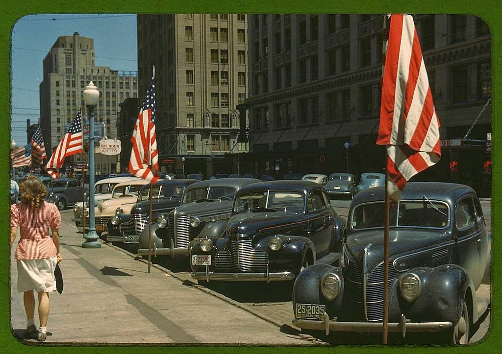 America in the 1940s - John Vachon (1)