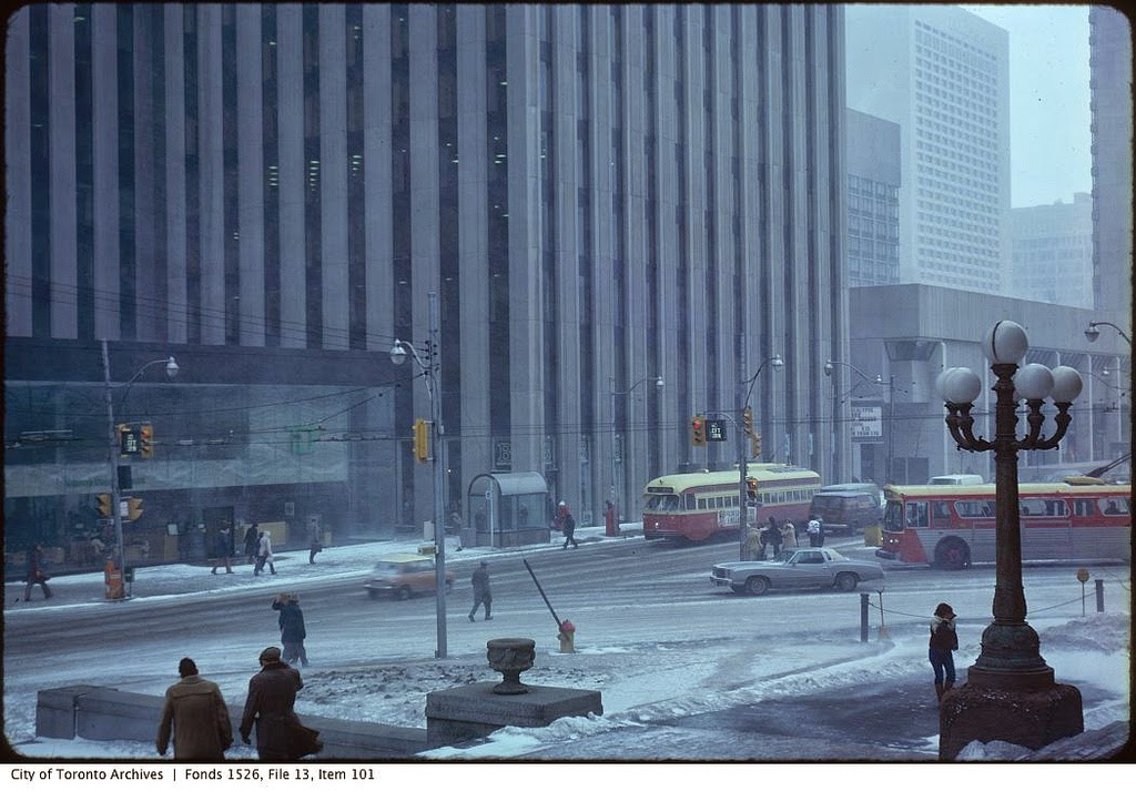 Toronto's PCC Streetcars in 1980 (7)