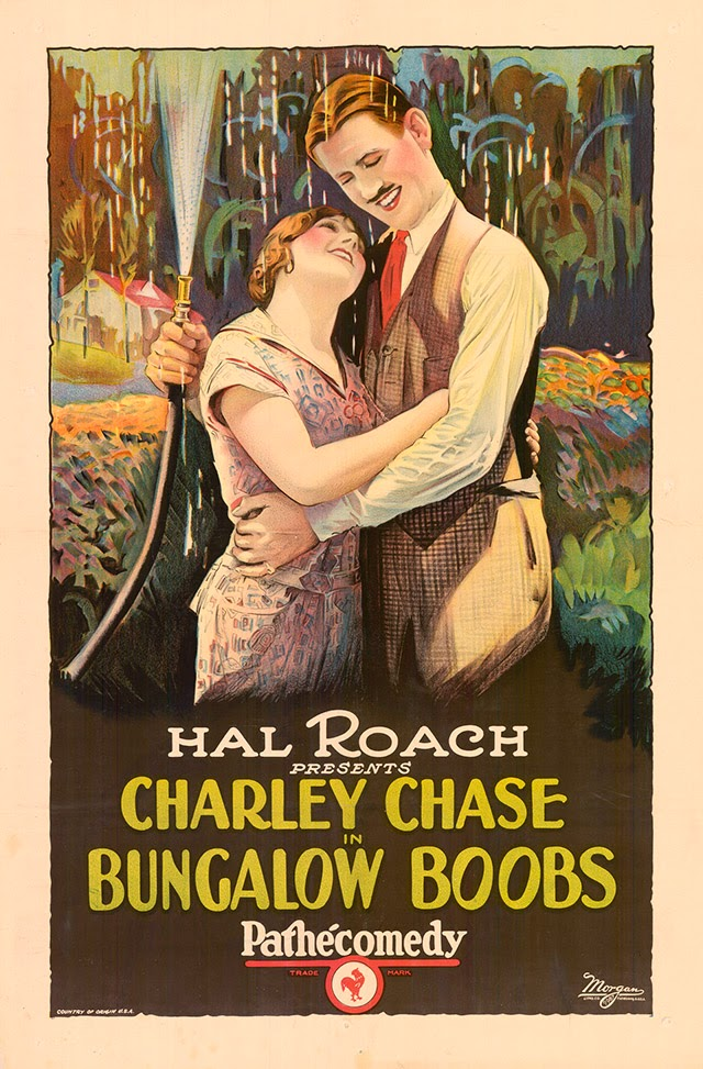 Vintage Movie Posters from Classic Hollywood in the 1920s (1)