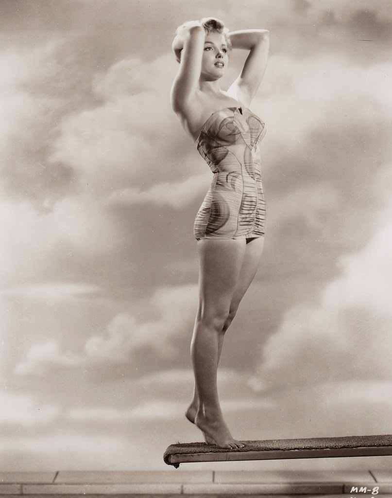 Marilyn Monroe of the 1950s (1)