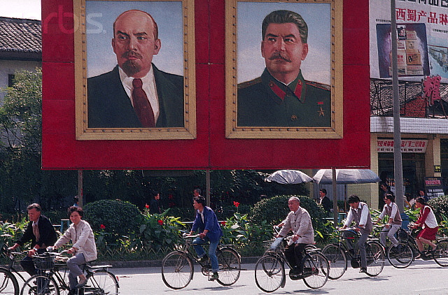 lenin-stalin-china