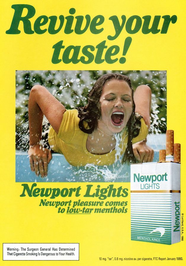 Newport Adverts from the 1970s-1980s (5)