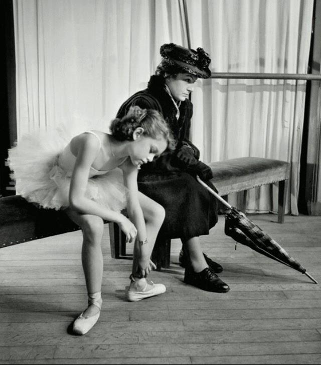 Brigitte Bardot as a Ballerina (1)