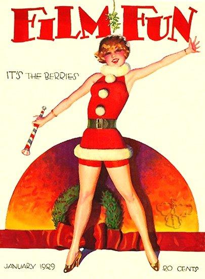 2267774 original Рождественский пин ап