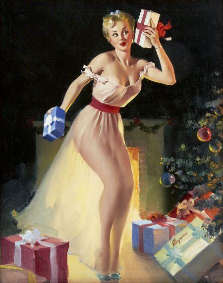 2269364 original Рождественский пин ап