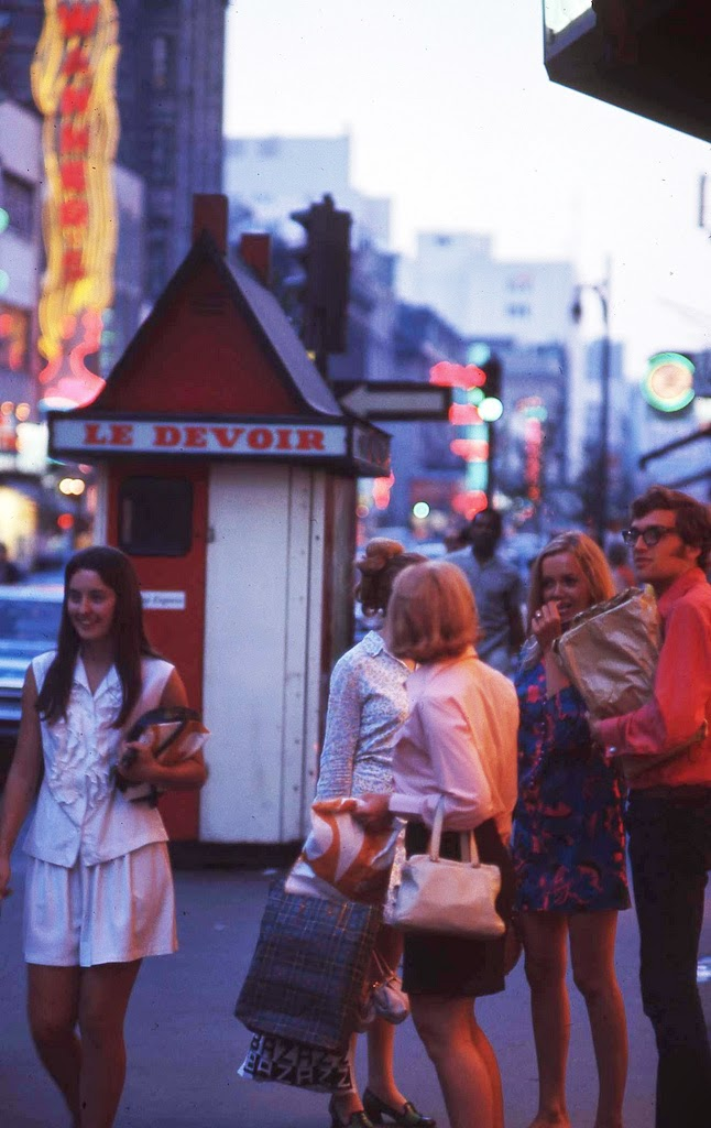 Montreal, Canada in the 1960s (11)