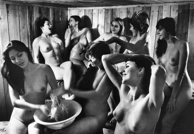Сельская женская баня фото 744-789