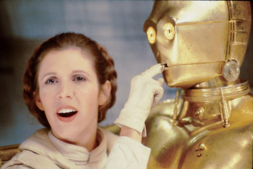 'Star Wars' behind the scenes (53)