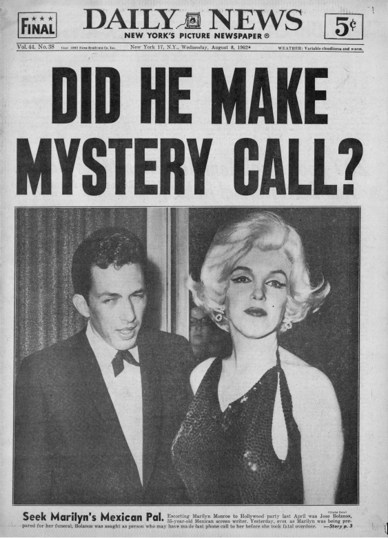 Did_He_Make_Mystery_Call_-_New_York_Daily_News__Wednesday__August_8__1962