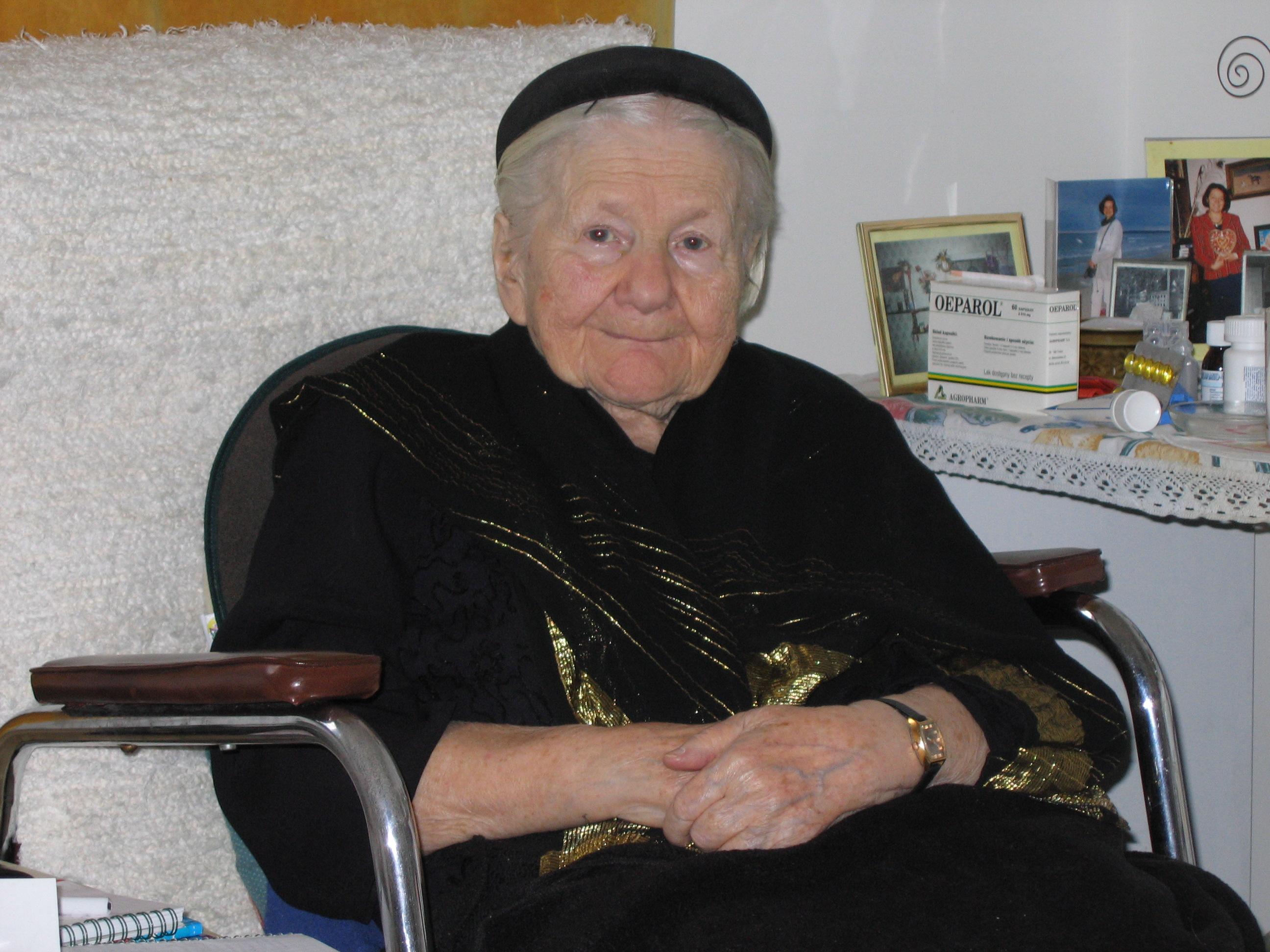 2005.02.13-Irena_Sendlerowa_Foto_Mariusz_Kubik_01