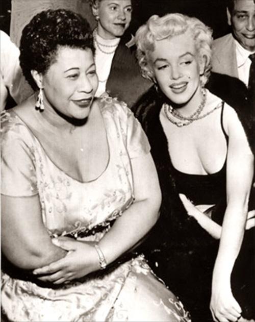 Ella.Fitzgerald.Marilyn.Monroe