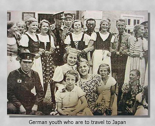 HH-German youth to travel