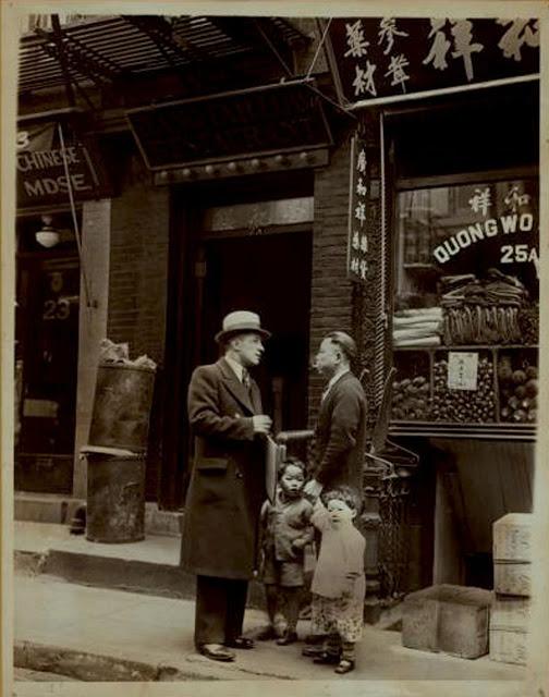 1930 ny census taker
