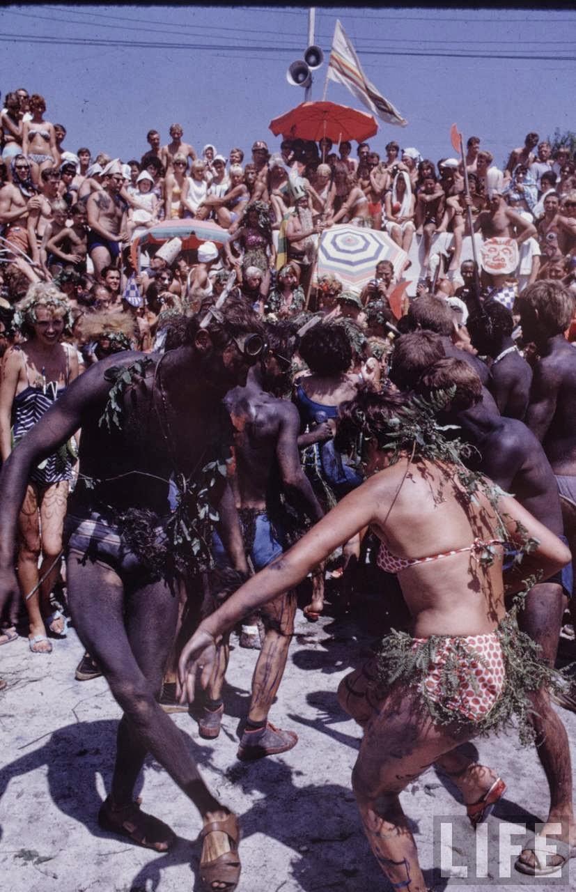 Советские фото на пляже 5 фотография