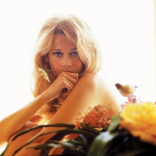 Jane Fonda photographed by Milton Greene, 1960s (5)
