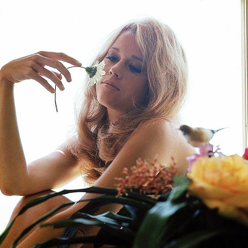 Jane Fonda photographed by Milton Greene, 1960s (3)