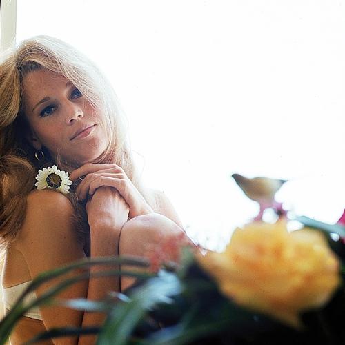Jane Fonda photographed by Milton Greene, 1960s (2)