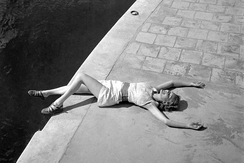 Summer in Paris, ca.1937