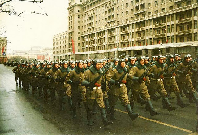 Moscow and Saint Petersburg, Russia in 1984 (11)