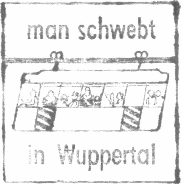 19670514_D_NRW_W_Postwerbestempel_man_schwebt_in_Wuppertal