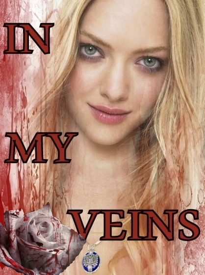In My Veins Cover2 occhi verdi rosa3