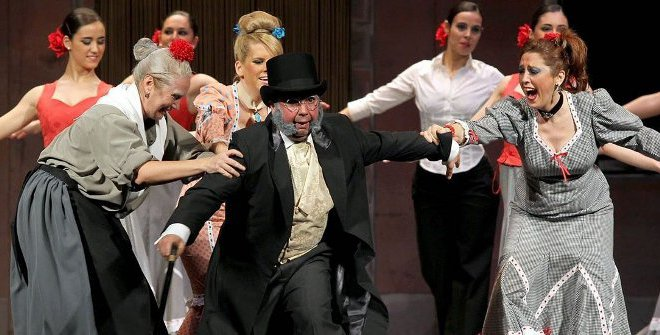 Сарсуэлла -- барселонская оперетта