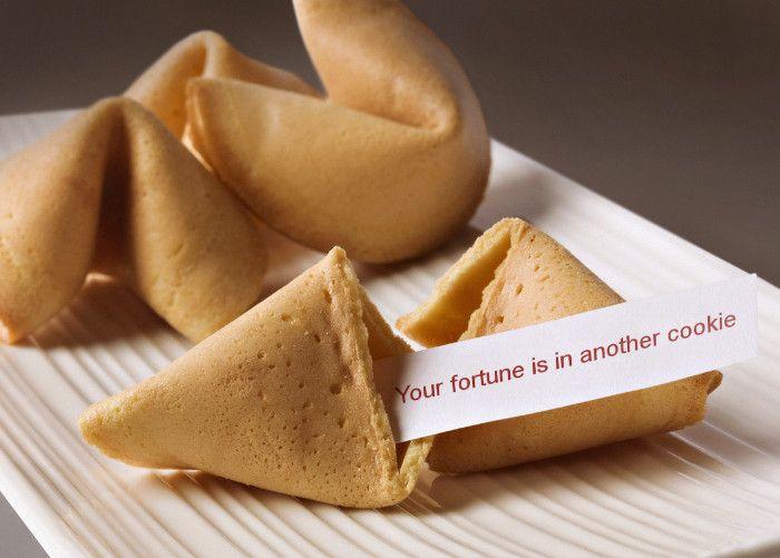 Печенье с предсказаниями