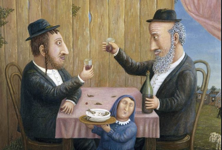 старый еврей смешная картинка ради