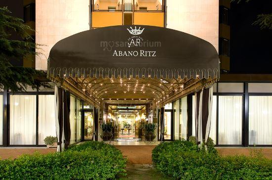 Термальный курорт Абано. Отель
