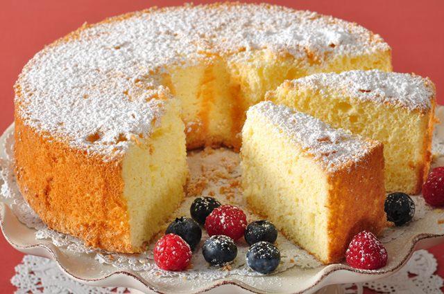 Американский sponge cake