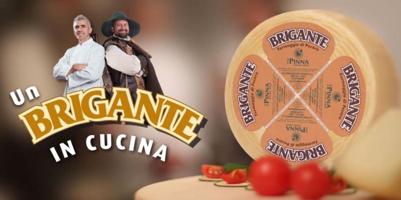 Разбойничий сыр Brigante