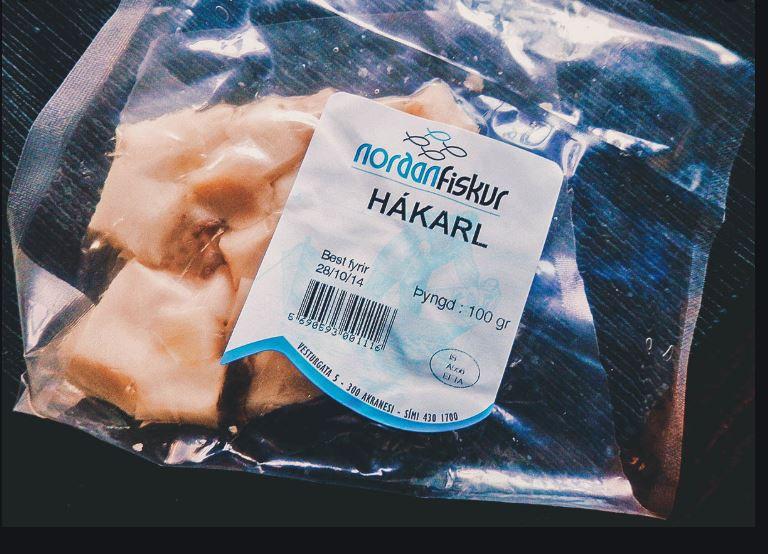 Хаукартль -- исландский деликатес...