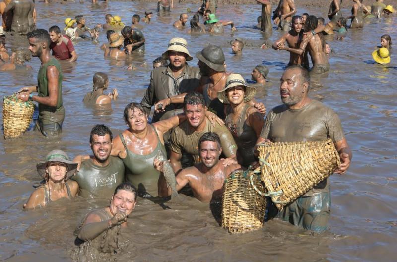 Праздник лужи на Гран-Канария