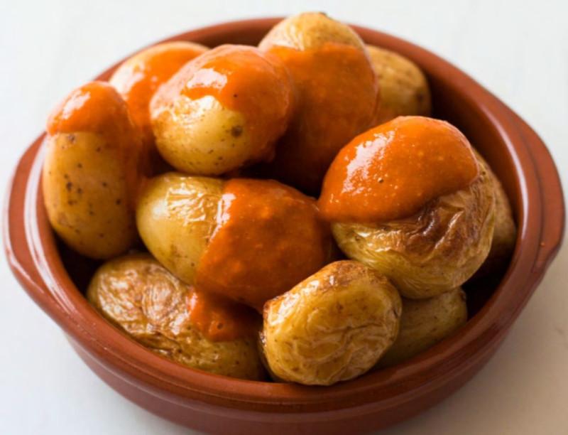 """""""Морщинистый"""" картофель"""
