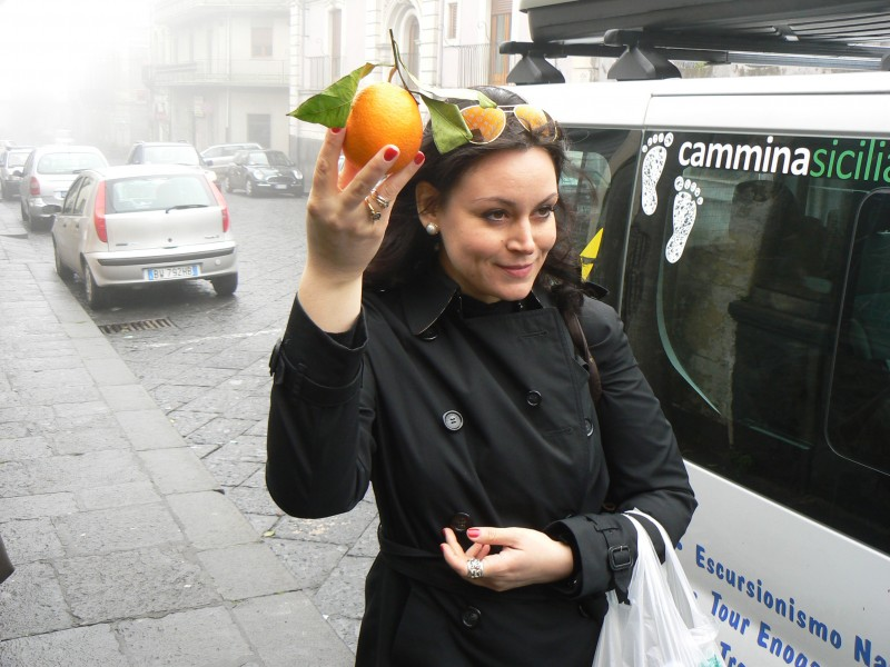 Сицилийский апельсин