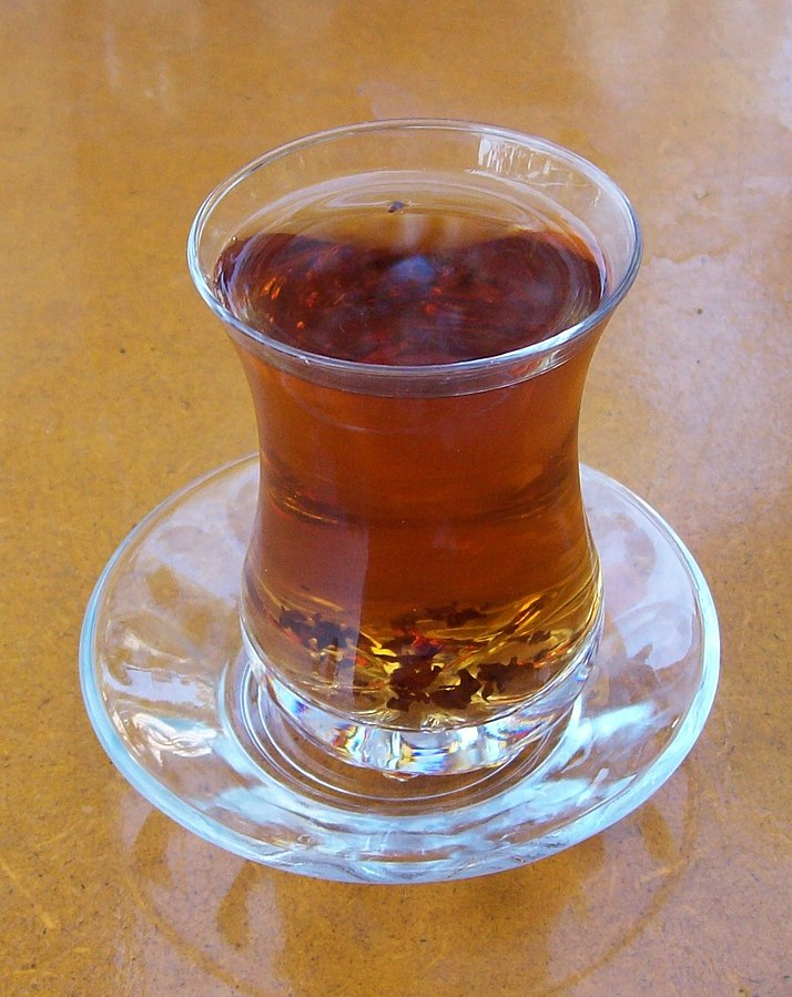 Чай по-азербайджански