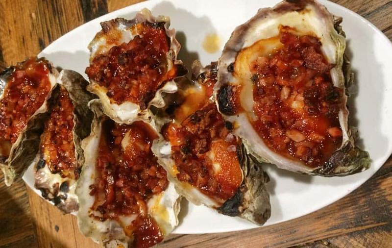 Oysters Kirkpatrick