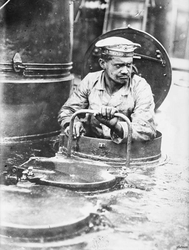 Немецкий моряк