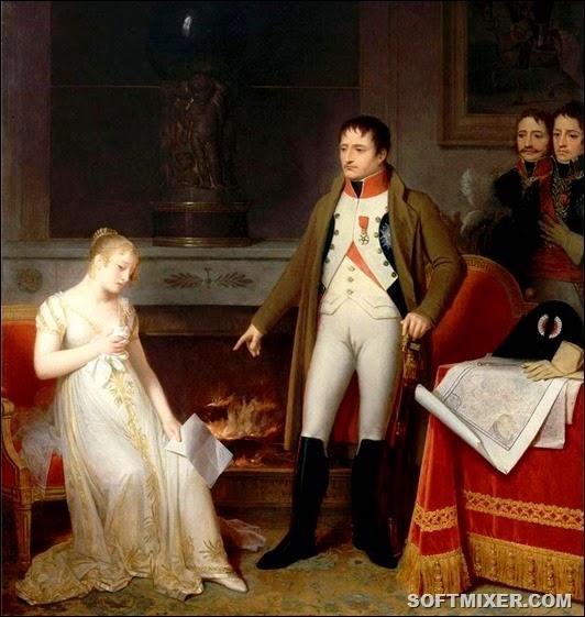 Жозефина и Наполеон