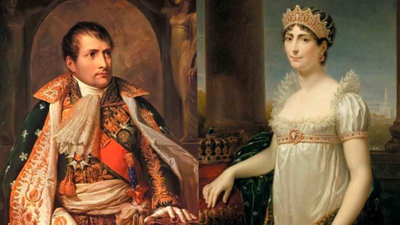 Наполеон и Жозефина