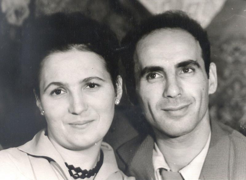 Папа и мама