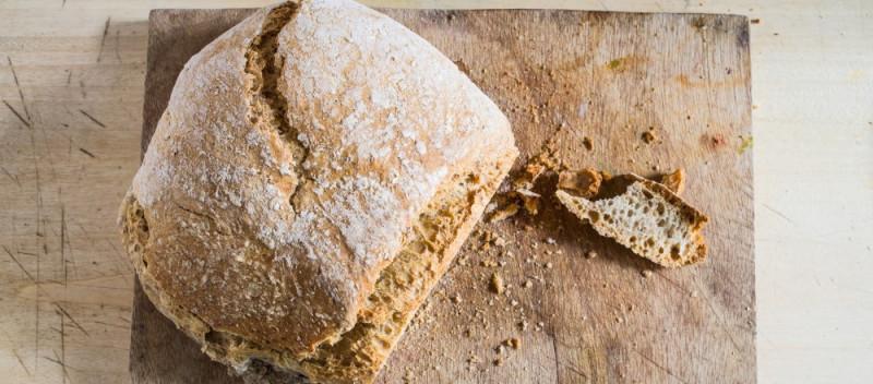 Тосканский хлеб