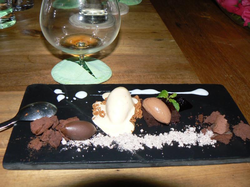 Сало в шоколаде