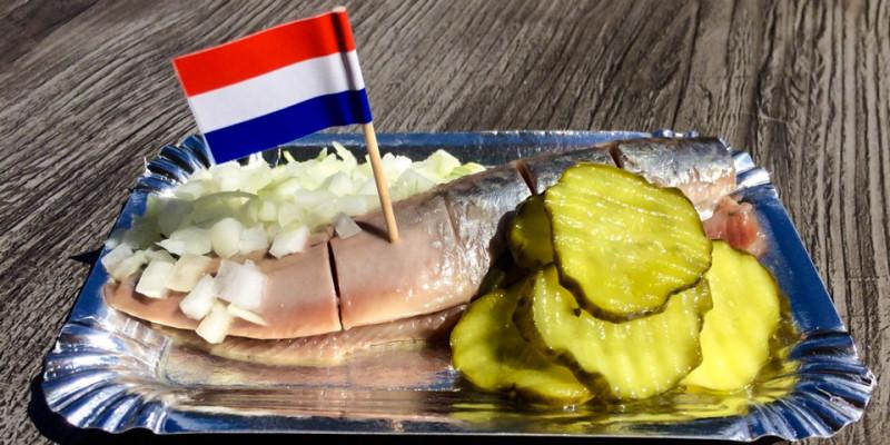 Сельдь по-голландски