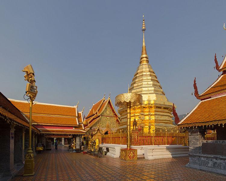Ват Пхра Тхат Дой Сутхеп