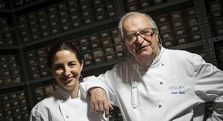 Хуан и Мария Арзак