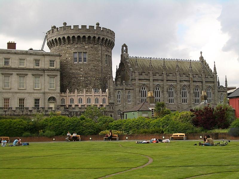 Дублинский замок.