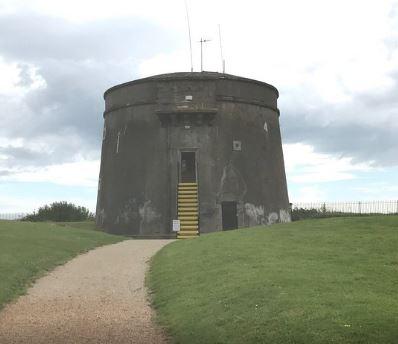Дублин. Martello tower